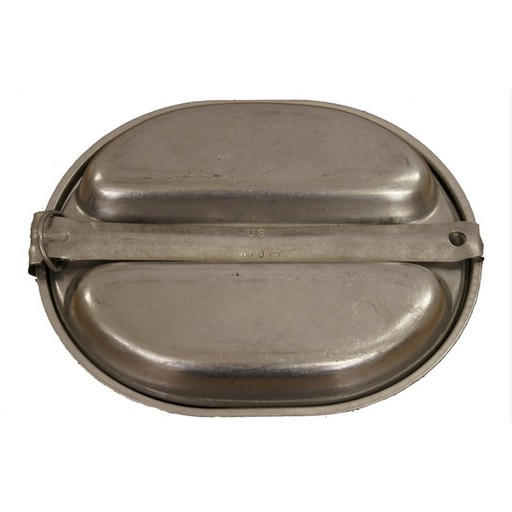 GENUINE SURPLUS Mess Kit - US Army - Genuine Issue, Used