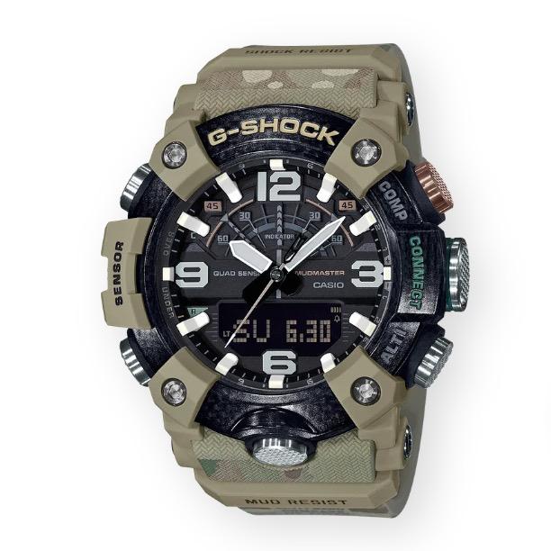 G-Shock British Army Edition Mudmaster, GGB100BA-1A
