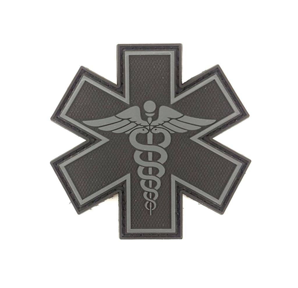EMS Dual Snake ,Black/Grey