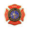 Fire Rescue Med  Patch