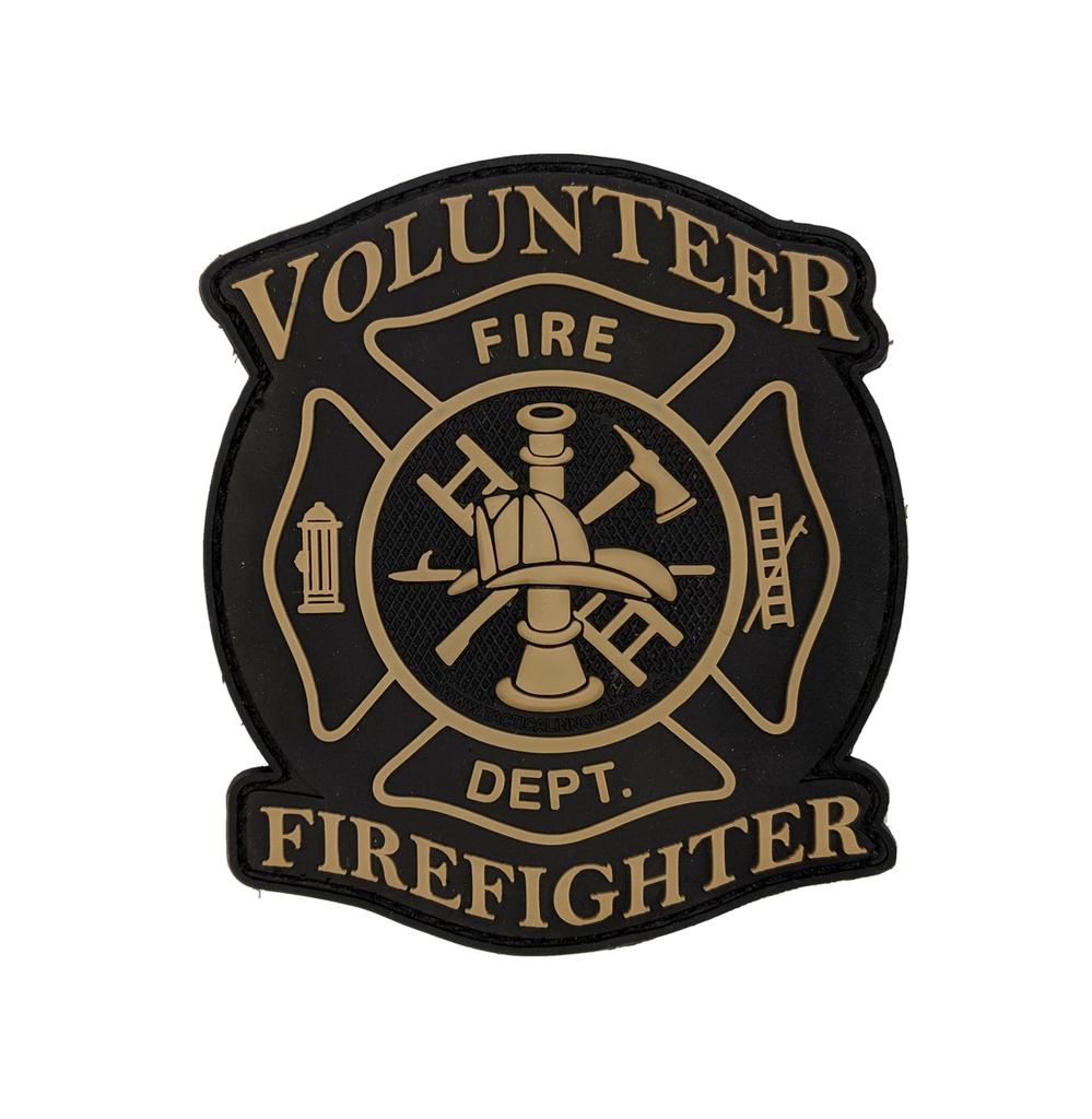 Volunteer Firefighter Patch