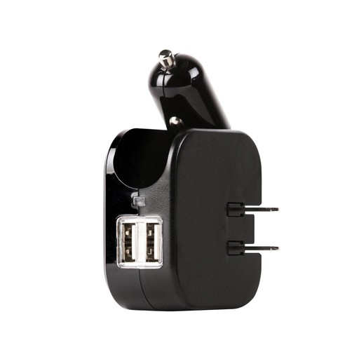 MCNETT GEAR AID, Dual USB Charger