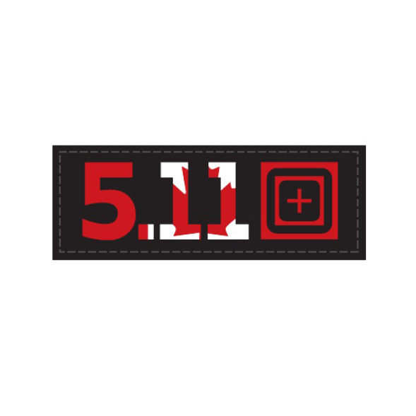 5.11 TACTICAL Canada Legacy Patch