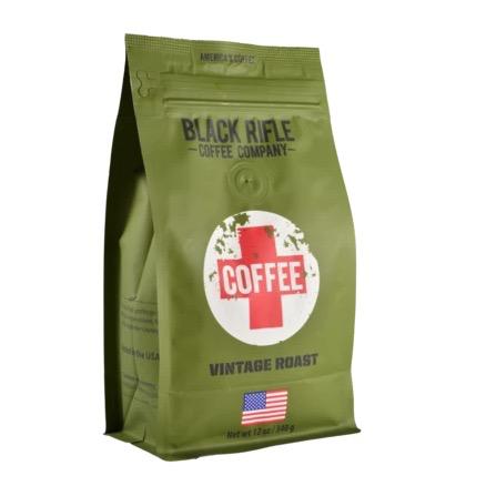 BLACK RIFLE COFFEE Coffee Saves Roast