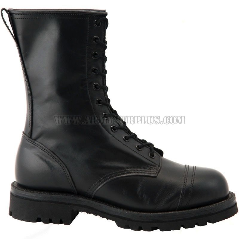 CANADA WEST BOOTS Garrison Boots, Non-Steel Toe, Military Surplus