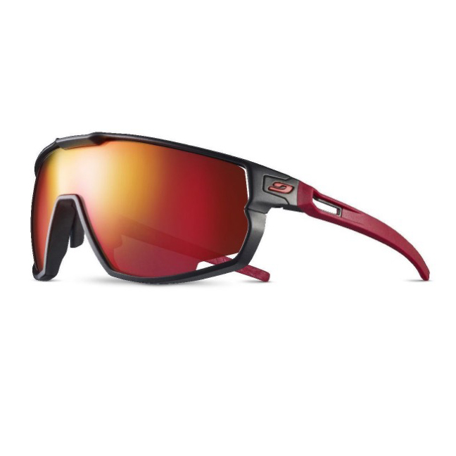 JULBO Rush, Black/Red, Spectron 3CF
