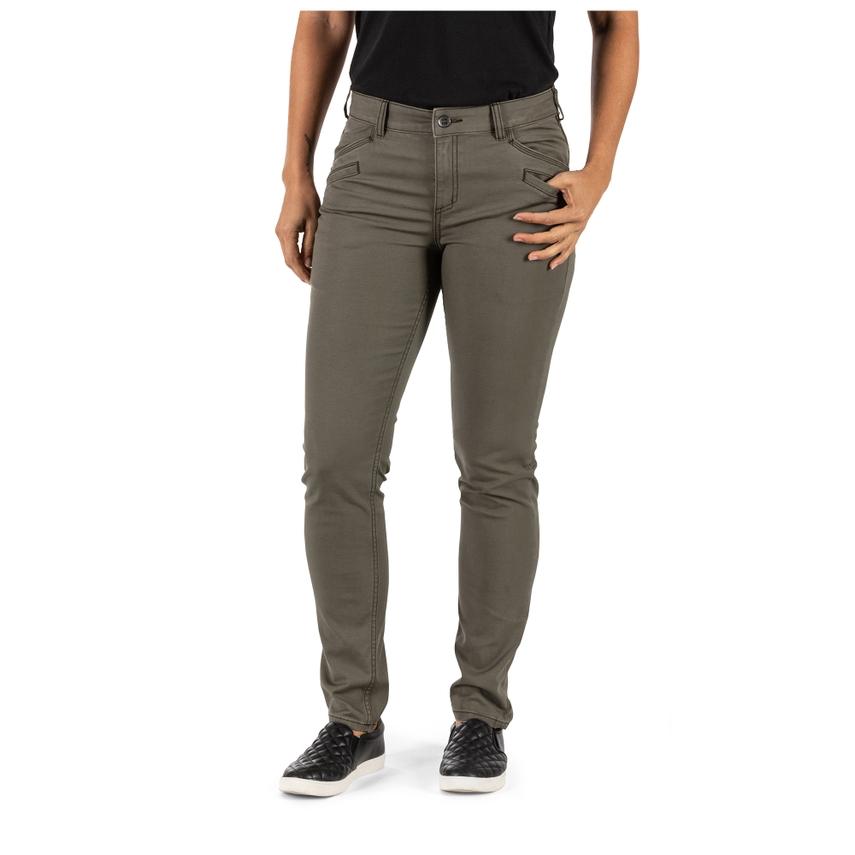 5.11 TACTICAL Women's Avalon Pant, Ranger Green