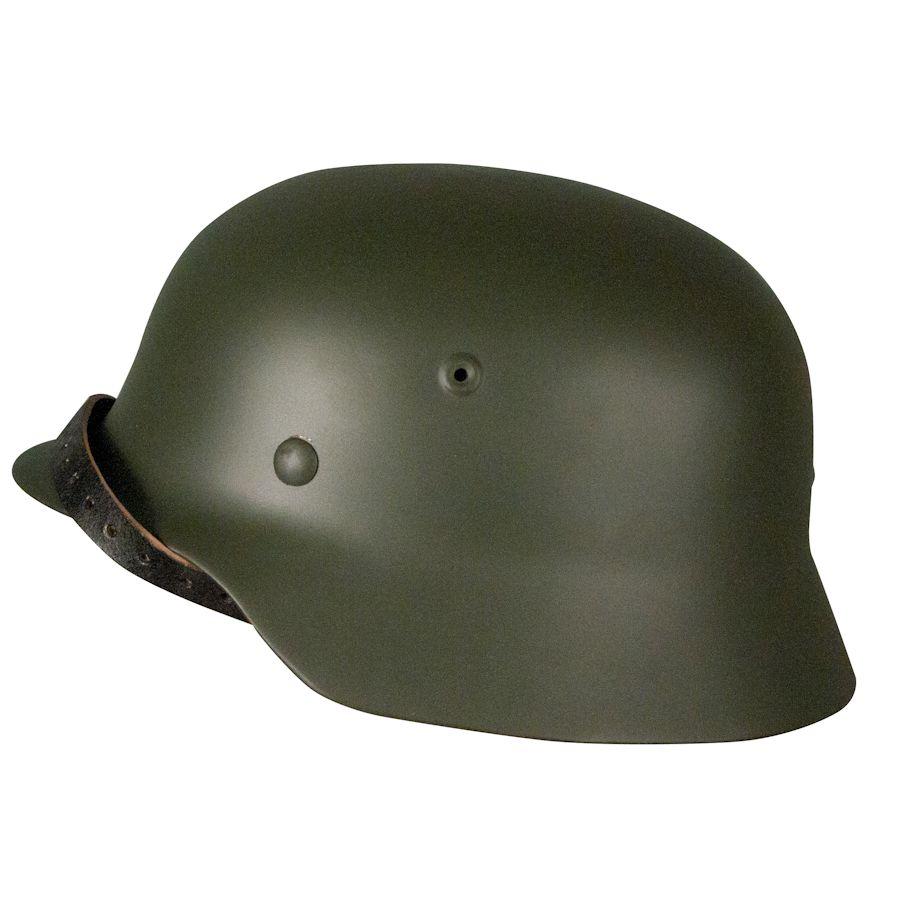 GERMAN REPRO WWII M35 STEEL HELMET NEW