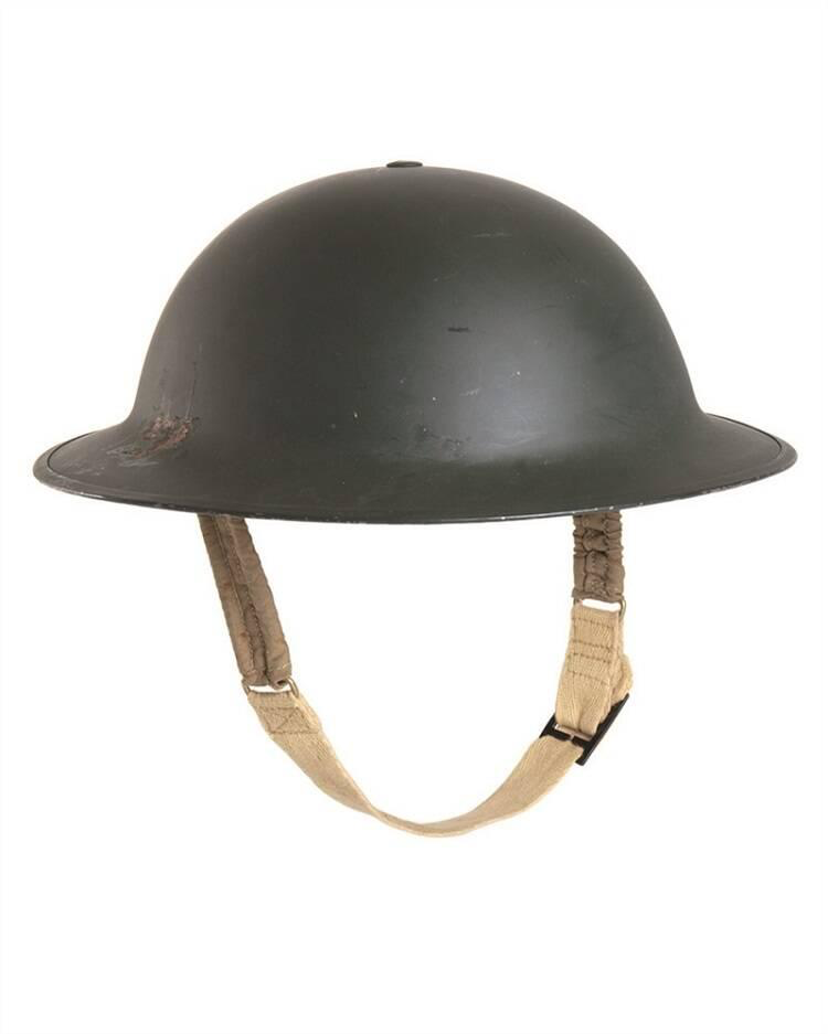 British, Reproduction, Tommy helmet, WWII