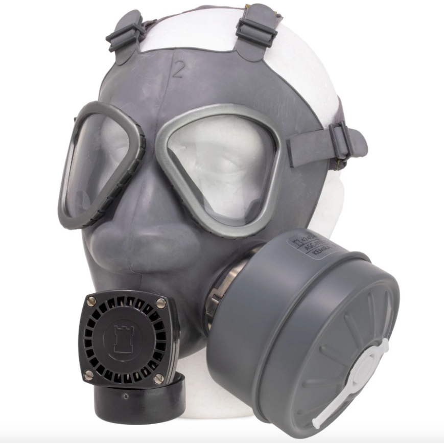 GENUINE SURPLUS Finnish Gas Mask