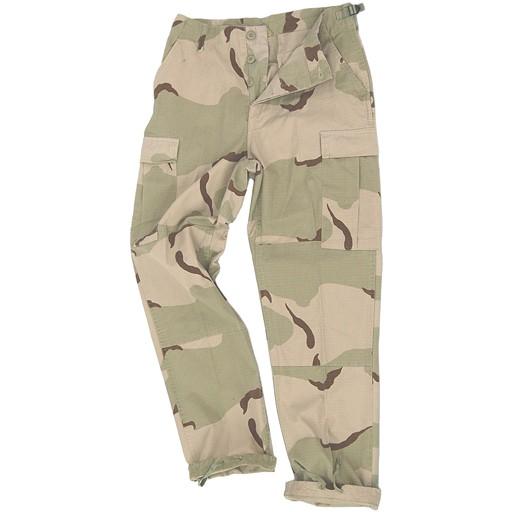 GENUINE SURPLUS Genuine Surplus, Vintage 3 Colour Desert Pants