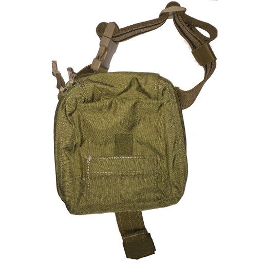GENUINE SURPLUS Genuine Tactical Gear US Issue, Coyote Drop Leg Medic Pouch