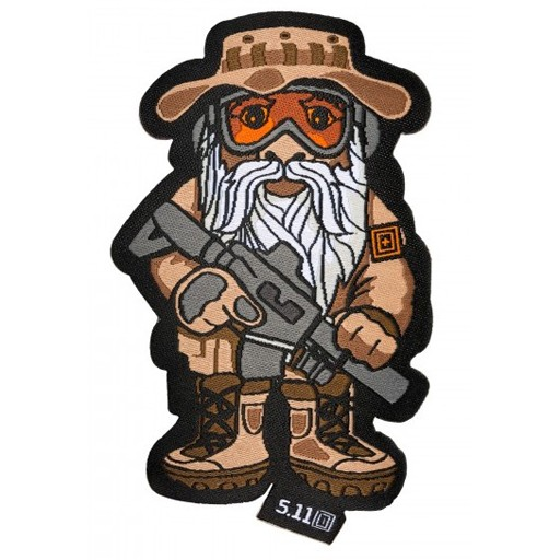 5.11 TACTICAL 5.11 Tactical, Marine Recon Gnome Patch