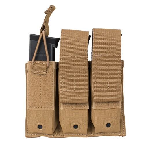 FIRSTSPEAR FirstSpear, Pistol Shingle, Three Mag, Flap & Speed Tab, 6/9