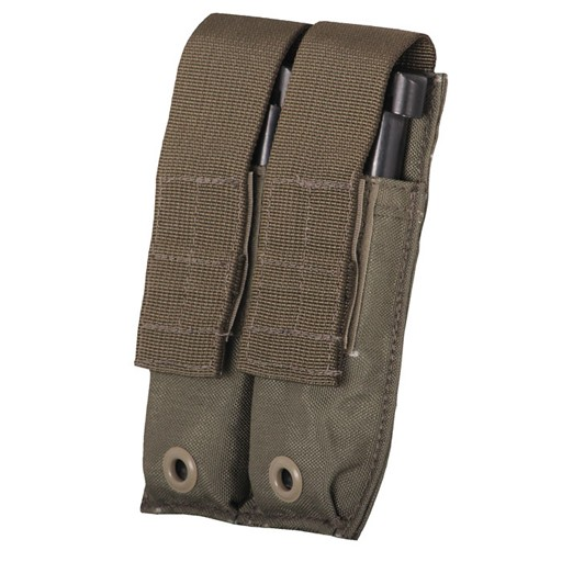 FIRSTSPEAR FirstSpear, Pistol Magazine Pocket, Double, 6/9
