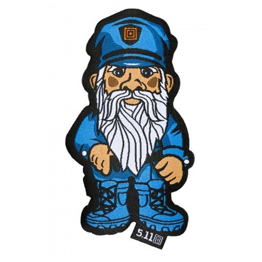 5.11 TACTICAL 5.11 Tactical, Police Gnome Patch
