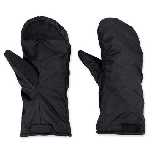 OUTDOOR RESEARCH Outdoor Research Firebrand Mitt Liners Model 71876 - Black - Size M