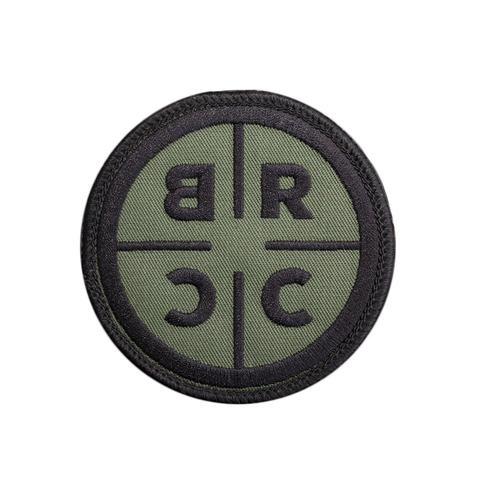 BLACK RIFLE COFFEE Black Rifle Coffee, BRCC Patch