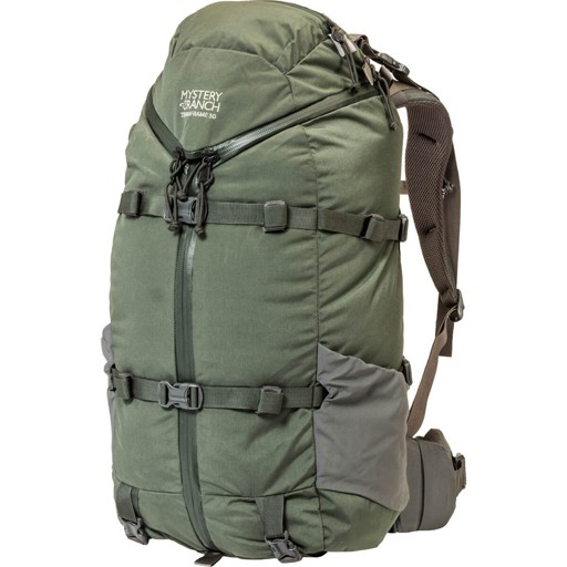 MYSTERY RANCH Terraframe, 3- Zip, 50L.