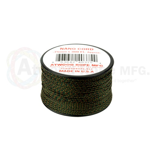Atwood Atwood Rope, .75mm Nano Cord