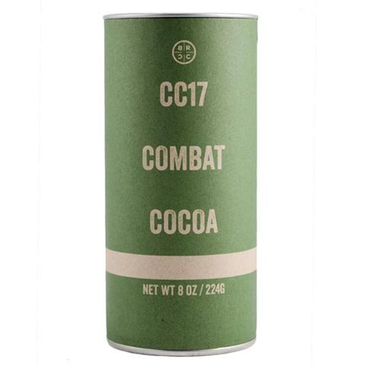 BLACK RIFLE COFFEE Black Rifle Coffee, Combat Cocoa Canister