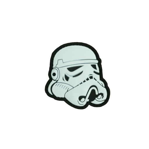 TROOPER CLOTHING Trooper Clothing, Patch Stormtrooper Helmet