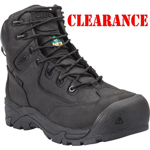 KEEN Keen Footwear, Men's Val-D'or MID WP CSA Boot