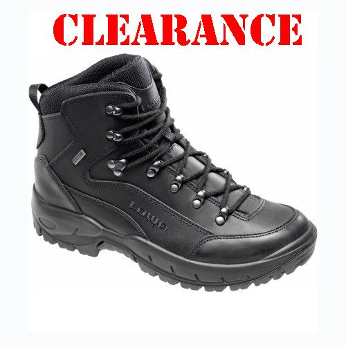 LOWA LOWA, Renegade, GTX MID, Boots Black, Women's