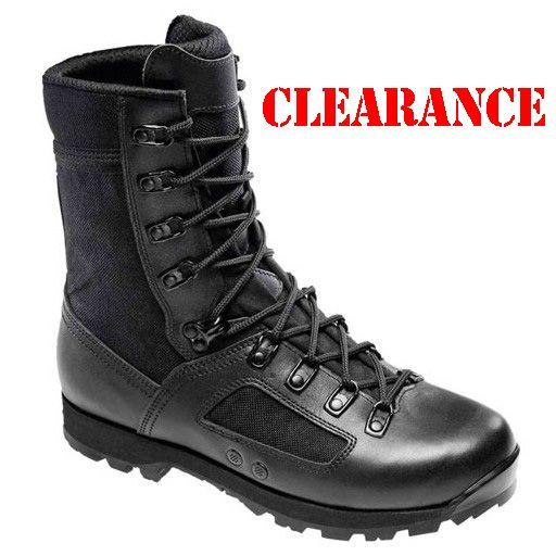 LOWA Lowa, Elite Jungle TF Boot, Black