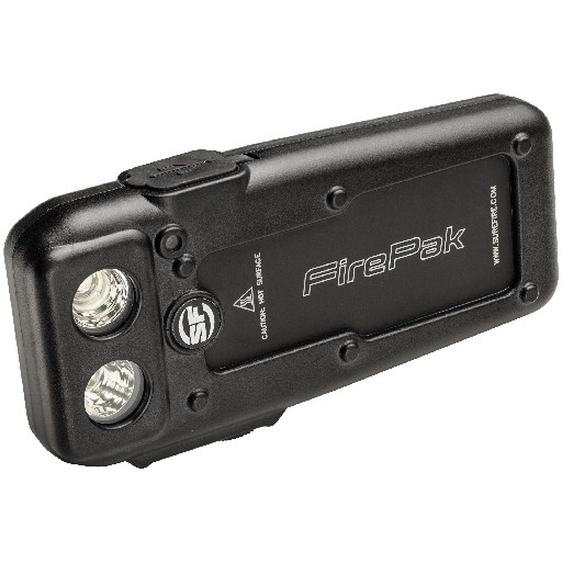 SUREFIRE FirePak, Flashlight& Battery Pack, 1500 Lumen