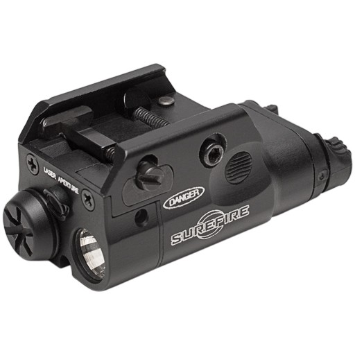 SUREFIRE XC2 Ultra-Compact LED Handgun Light & Laser
