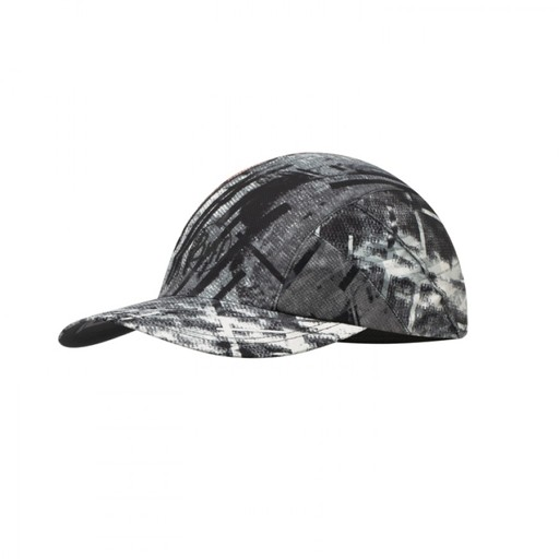 BUFF Pro Run Cap, R-City Black