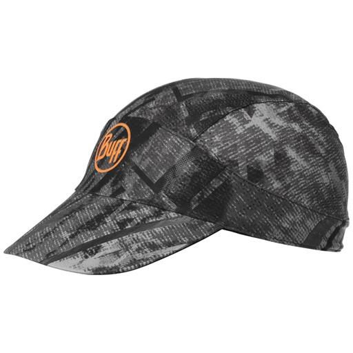 BUFF Pack Run Cap, R-City Jungle Grey