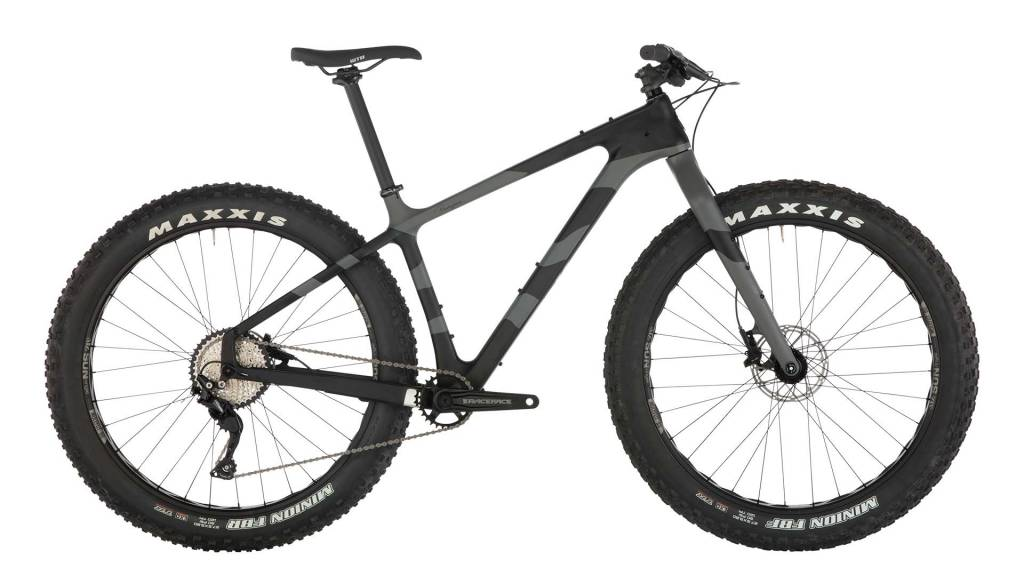 Salsa Salsa Beargrease Carbon Deore 1x Bike MD Black