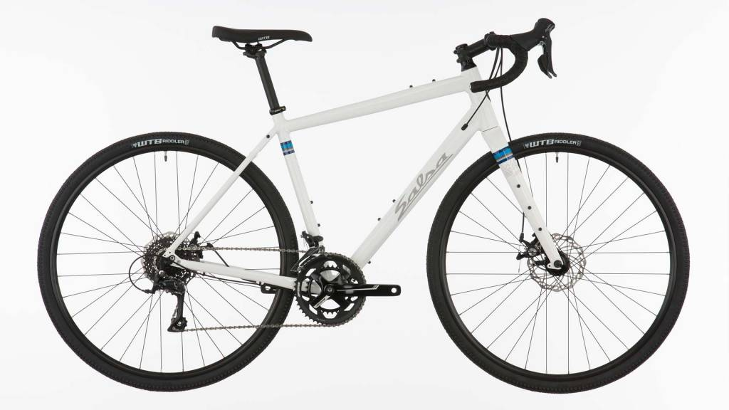 Salsa Salsa Journeyman 700c Sora Bike 57cm White