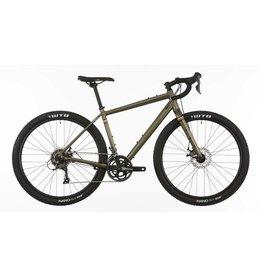 Salsa Salsa Journeyman 650 Claris Bike, 57cm, Dark Olive
