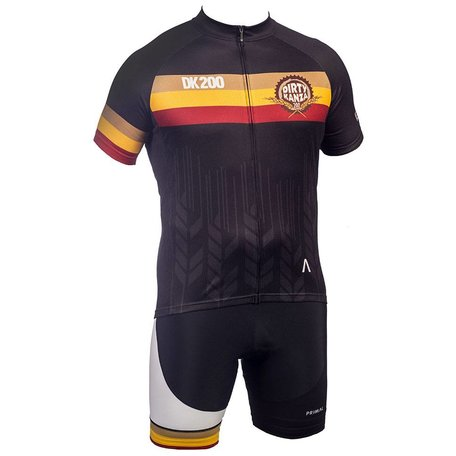 2016 Dirty Kanza 200 Men's Cycling Jersey