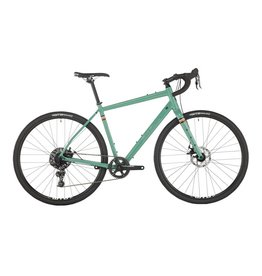 Salsa Salsa Journeyman Apex 700c Bike 59.5cm Blue/Gray