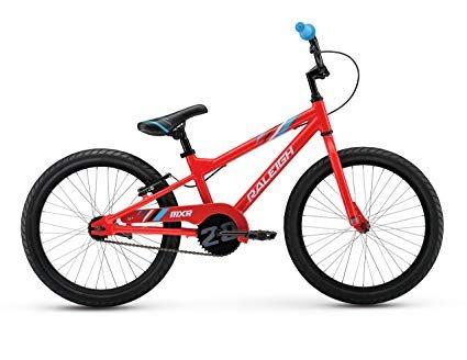 "Raleigh MXR, 12"", Red/Blue"