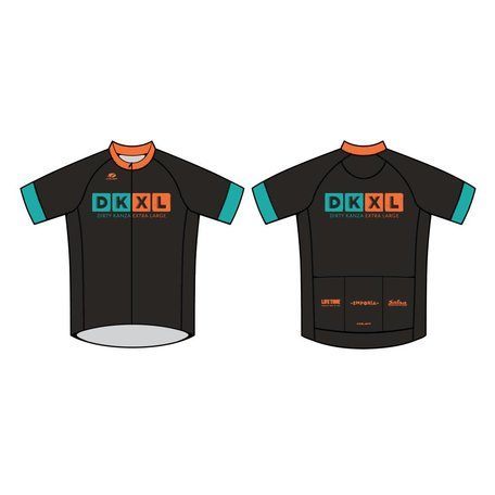 2019 Dirty Kanza Men's DKXL Club Cut Jersey