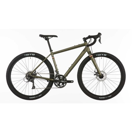 Salsa Journeyman 650 Claris Bike