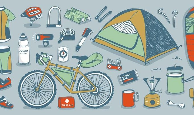 Sub-24 Bikepacking Overnighter