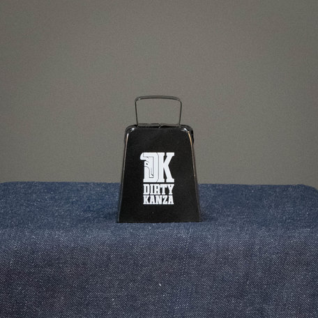 2019 Dirty Kanza Cowbell