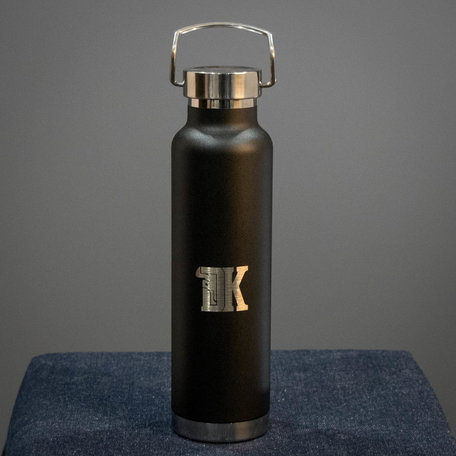 2019 Dirty Kanza Vacuum Insulated 22 0z Bottle