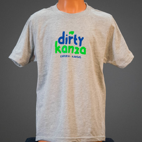 2019 Dirty Kanza Youth Tee