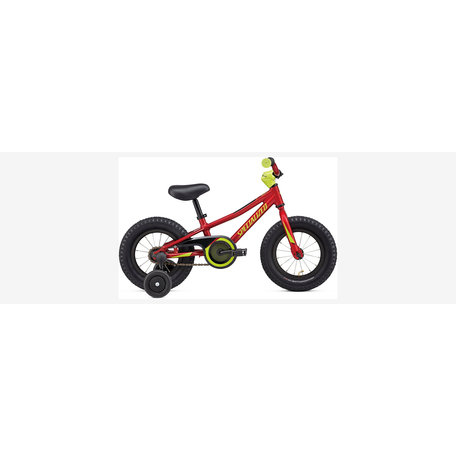 Specialized Riprock Coaster 12, Candy Red/Hyper Reflective