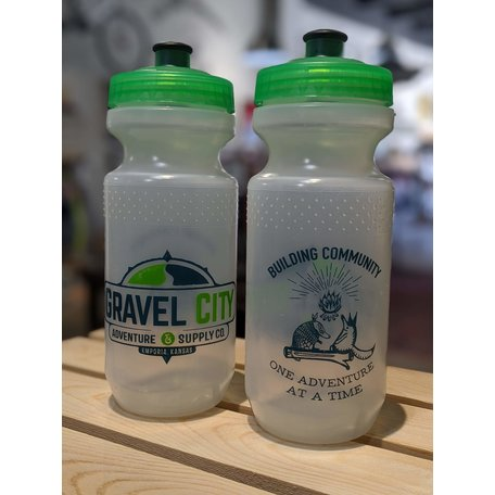 Gravel City Water Bottle, 16oz