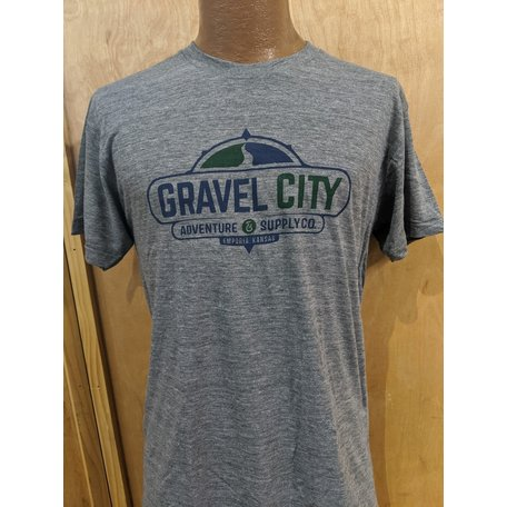 Gravel City Adventure & Supply T-Shirt,