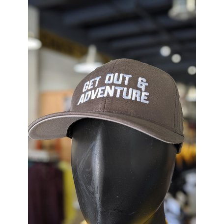 Get Out and Adventure Hat L/XL