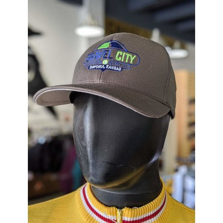Gravel City Flex Fit Hat,